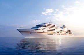Hapag-Lloyd Cruises: Klassikgenuss auf hoher See - Musikreisen auf der EUROPA