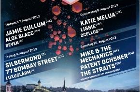 Migros-Genossenschafts-Bund: Stars in Town: Die Perle des Festivalsommers