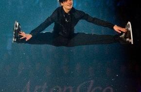 Art on Ice Production AG: Art on Ice 2014: avec Hurts, les stars de Sotchi, l'ensemble le plus percutant de tous les temps