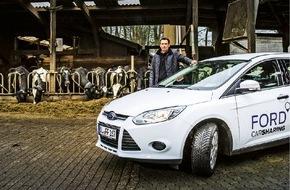 AUTO BILD: AUTO BILD: Carsharing auf dem Weg in die Provinz