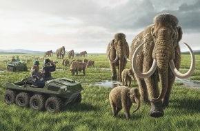 Gruner+Jahr, NATIONAL GEOGRAPHIC DEUTSCHLAND: Forscher-Sensation: Das Mammut kommt wieder