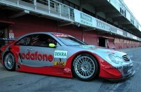 Dekra SE: Mit großem Engagement in die neue Motorsport-Saison / DEKRA ist offizieller technischer Partner der DTM