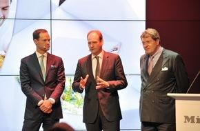 Miele & Cie. KG: IFA 2015: Bei Miele brennt nichts mehr an / Vernetzte Waschmaschine für höchsten Kundennutzen