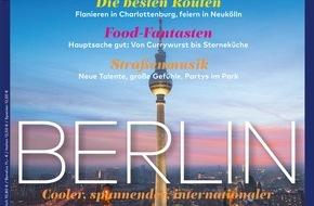 Gruner+Jahr, GEO Special: GEO SPECIAL Berlin ist ab morgen im Handel erhältlich
