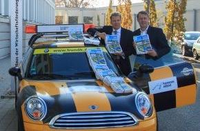 Hannover Marketing und Tourismus GmbH: Die HMTG wirbt in der Luft und auf der Schiene