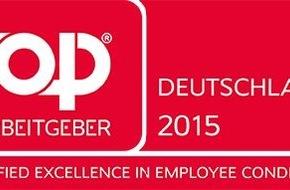 "Santander Consumer Bank AG: Santander Consumer Bank ist ""Top Arbeitgeber Deutschland 2015"" (FOTO)"