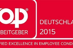 "Santander Consumer Bank AG: Santander Consumer Bank ist ""Top Arbeitgeber Deutschland 2015"""