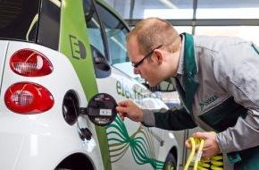 Dekra SE: DEKRA Umfrage zur Elektromobilität / Jeder Zweite ist für staatlichen Kaufanreiz (mit Bild)
