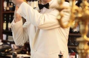 Grand Hotel Les Trois Rois: Grosser Erfolg für Chef de Bar des Les Trois Rois