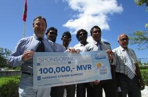 Reisebüro Bunte Urlaubswelt: Schützt die Malediven � Müllproblem bringt das Urlaubsparadies in Gefahr