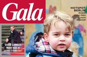 """Gruner+Jahr, Gala: Moritz Bleibtreu: """"Ich bin meine Mutter"""""""