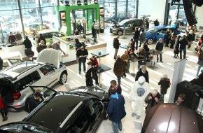 """Skoda Auto Deutschland GmbH: """"Das große SKODA Buffet"""" lockte über 100.000 Besucher an"""