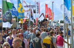 Ausstellungs GmbH Tarmstedt: 700 Aussteller bieten attraktiven Urlaubstag für die ganze Familie