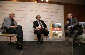 """Ravensburger Buchverlag GmbH: Buchpräsentation """"Die DDR"""" bei Dussmann das KulturKaufhaus am 14.2.2008"""