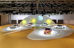 BMW Group: BMW feiert 40-jähriges Jubiläum der BMW Art Cars