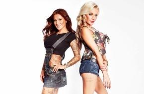 """SAT.1: Gina-Lisa Lohfink oder Julia Jasmin Rühle? Wer hat die besseren Argumente fürs """"Promi Big Brother""""-Haus?"""