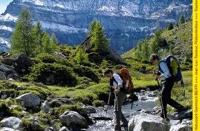 Wandermagazin SCHWEIZ: Wandermagazin SCHWEIZ im Dezember 12_2011: Rund um die Dents du Midi