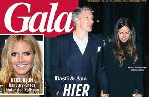 Gruner+Jahr, Gala: Schwimmstar Britta Steffen: Trennung wegen Kinderwunsch