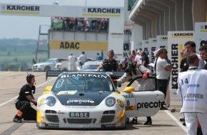 ADAC: Heißer Spätsommer: ADAC GT Masters startet am Nürburgring