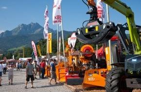 Forstmesse Luzern: 15.-18. August 2013: 22. Internationale Forstmesse auf der Luzerner Allmend / Holz gibt neue Impulse und nachhaltige Eindrücke (ANHANG)