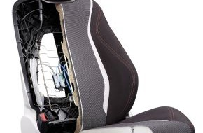 Johnson Controls Automotive Experience: Johnson Controls premiers Synergy Seat Gen 3 seating concept at the IAA / The smart, sustainable and lightweight seating solution for the upper-medium segment