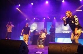 Messe Berlin GmbH: YOU wird zum Fantreffen: Selfie mit den YouTube-Stars