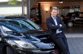 Mazda (Suisse) SA: Matthias Walker wird Marketingdirektor bei Mazda (Suisse) SA in Genf