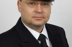 """Presse- und Informationszentrum Marine: Kommandowechsel auf der Fregatte """"Schleswig-Holstein"""""""