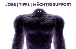 Monster Worldwide Deutschland GmbH: Neue landesweite Werbekampagne bringt das Monster zurück zu monster.de