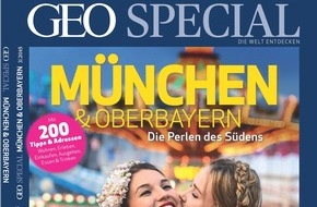 Gruner+Jahr, GEO Special: GEO Special München & Oberbayern