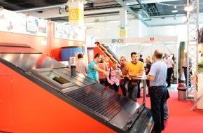 Bauen & Modernisieren / Construire & Moderniser: La 44e édition de Construire et Moderniser: un véritable pôle d'attraction / Centre de Foires de Zurich, du 5 au 8 septembre 2013 (IMAGE + ANNEXE)