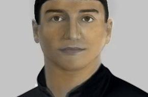 Polizeidirektion Bad Segeberg: POL-SE: Schackendorf: Kriminalinspektion fahndet mit Phantombild nach einem Einbrecher und fragt - Wer kennt diesen Mann?