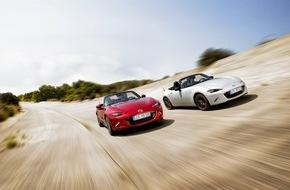 Mazda: Marktstart für den neuen Mazda MX-5