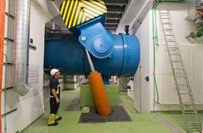 BKW Energie AG: Rénovation partielle de la centrale hydroélectrique Martina: BKW Engineering décroche un contrat de plusieurs millions avec les Usines Electriques de l'Engadine SA