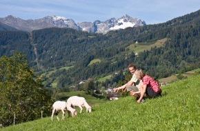 Ferienregion TirolWest: Genusswandern in TirolWest zur Osterzeit