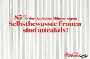 Coca-Cola Deutschland: Moderne Frau, moderner Mann - Wie bereit sind Männer für selbstbewusste Frauen?