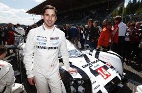 Porsche Schweiz AG: Neel Jani sur les traces de Jo Siffert / Interview avec Neel Jani, pilote d'usine chez Dr. Ing. h.c. F. Porsche AG
