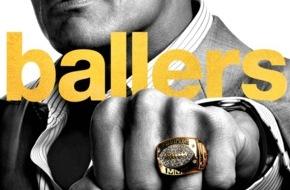 """Sky Deutschland: Sky präsentiert im Juni zwei neue stargespickte Comedyserien: """"Ballers"""" und """"The Brink"""""""