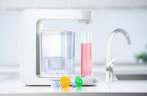 BRITA GmbH: Neu von BRITA: yource - die geschmackvolle Art der Getränkezubereitung / Leckere Erfrischungsgetränke auf Knopfdruck frisch zubereiten (mit Bild)