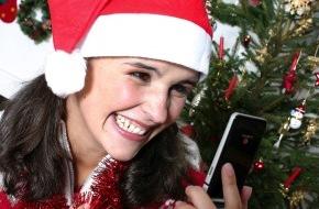 Vodafone GmbH: Nikolaus-Geschenk von Vodafone: Am 6. Dezember unbegrenzt kostenlos SMS und MMS versenden