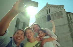 Österreicher verreisen 2017 häufiger - VIDEO/BILD