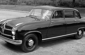 BORGWARD Group AG: Pioneering innovations / Carl F. W. Borgward quickly and automatically shifted gear