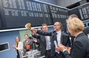 KSB Aktiengesellschaft: KSB-Vorstände eröffnen Börsenhandel