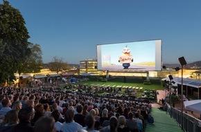 Cinerent OpenAir AG: Salt Cinema Bern: über 25'000 Kinofans und viele Höhepunkte
