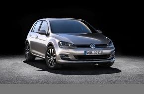 VW / AMAG Automobil- und Motoren AG: Der neue Golf - bis zu 100kg leichter und 23 Prozent sparsamer