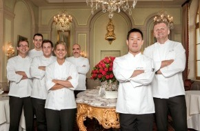 Grand Hotel Les Trois Rois: Peter Knogl ist «Koch des Jahres 2011»