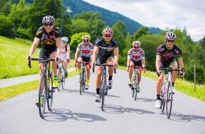 Imst Tourismus: Tirols Radsportzentrum Imst erstmals Startort für die Radklassiker TOUR Transalp und BIKE Transalp