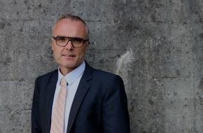 Sunrise Communications AG: Markus Naef führt neu Business Sunrise (BILD)