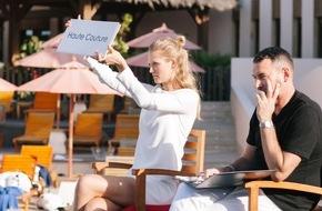 """ProSieben Television GmbH: 1,81m pure Schönheit - Supermodel Toni Garrn ist Gast bei """"Germany's next Topmodel - by Heidi Klum"""""""