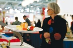 Igeho / MCH Group: Igeho | Mefa | Lefatec | Salon Culinaire Mondial 2013: Un nouveau toit, un pôle d'attraction du public et une première